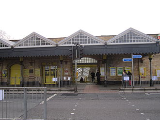 Liverpool, Crosby and Southport Railway - Waterloo Station