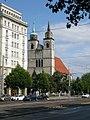 Ernst-Reuter-Allee and Johanniskirche - geo.hlipp.de - 5459.jpg