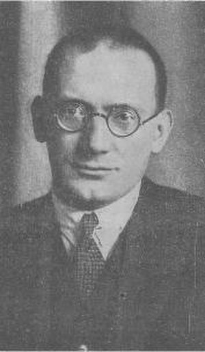 Ernst Grünfeld - Image: Ernst Gruenfeld