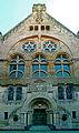 Erzbischöfliches Ordinariat Freiburg - 03 - Eingang-Panorama.jpg