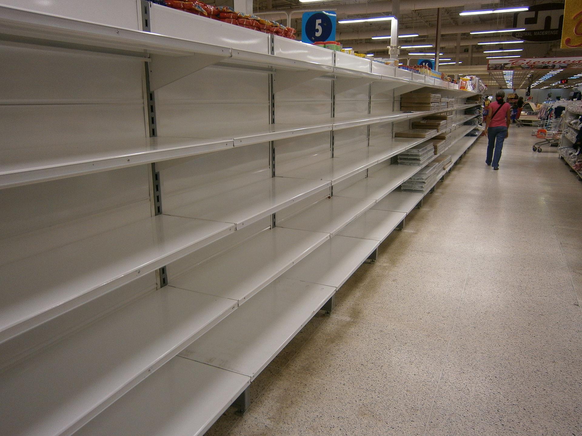 Escasez en Venezuela, Central Madeirense 8.JPG