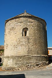 Glise de saint tienne d 39 escattes wikip dia - Chevet architectuur ...
