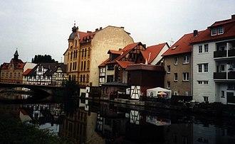 Eschwege - Image: Eschwege Brueckenhausen