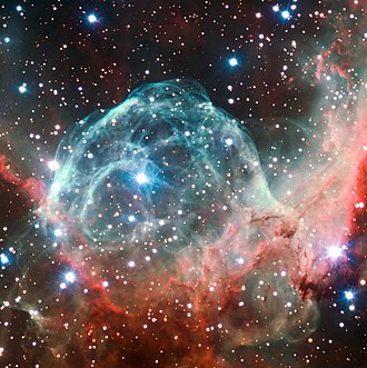 NGC 2359 - Image: Eso 1238a