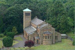 Warley, Essex - Essex Regiment Chapel