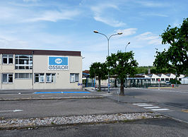 Fabriek van Essilor in Ligny-en-Barrois