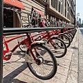 Estación de bicicletas, México D.F., México, 2013-10-16, DD 72.JPG