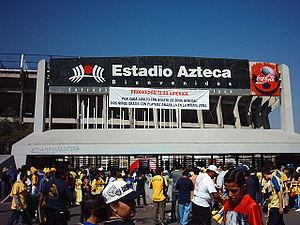 1971 Copa Interamericana - Estadio Azteca
