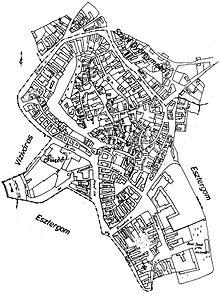 esztergom térkép nyomtatható Esztergom városrészei – Wikipédia esztergom térkép nyomtatható