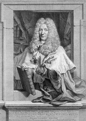 Étienne François Geoffroy - Étienne François Geoffroy