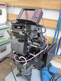 Digital cinematography Digital image capture for film