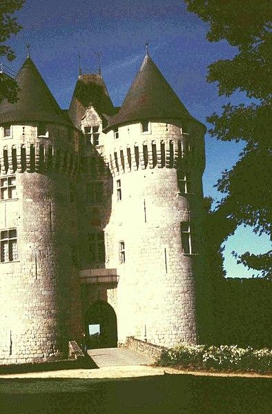 Eure-et-Loir Nogent-le-Rotrou Château Saint-Jean 082001