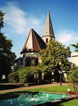 Evangelische Kirche Eggenstein