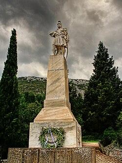 250px Evlahos kolokotronis dervenakia Η Μάχη των Δερβενακίων 26 July 1822