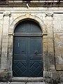Excideuil hôtel Vendeuil portail.JPG