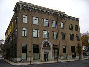 The Express-Times - Image: Express times building in easton pa