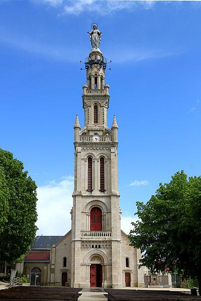 Fichier:Exterieur - Basilique Notre-Dame de Sion.jpg