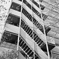 Exterieur OVERZICHT ACHTERZIJDE, TRAPPENHUIS - Rotterdam - 20270567 - RCE.jpg