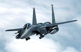 F-15E ВВС США