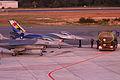 F-16 de la Fuerza Aérea Belga en Vigo (7617828884).jpg