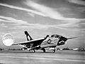 F8U-1T 6Feb62 first flight NAN4-62.jpg