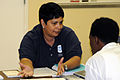FEMA - 42196 - Mitigation Interview at Disaster Recovery Center.jpg