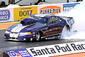 FIA MSA Pro Mod - Mustang - Santa Pod 2010 (4657165416).jpg