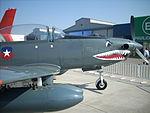 FIDAE 2014 - Pilatus PC7 Armada de Chile - DSCN0588 (13496850543).jpg