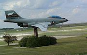 F 101 fighter