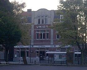 L'immeuble l'Union, classé.