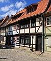 Fachwerkhäuser in Altstadt Qudlinburg. IMG 1044WI.jpg