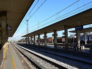 Faenza railway station railway station in Italy