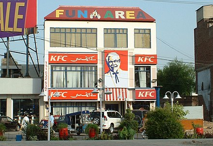 List of countries with KFC franchises - WikiMili, The Free Encyclopedia