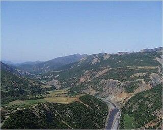 Lezhë County County of Albania