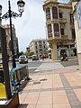 Farola nueva de La Avenida y mirador del edificio en avenida Castelar, 1.jpg