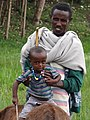 Father and Son - Outside Korem - Ethiopia (8722285929).jpg