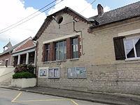 Faucoucourt (Aisne) mairie.JPG