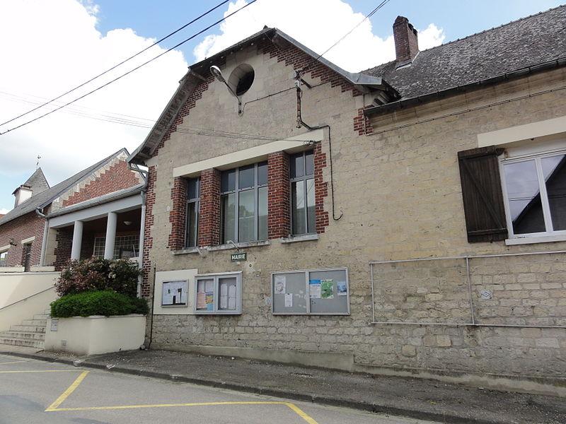 Faucoucourt (Aisne) mairie