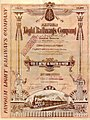 Fayoum Light Railways Company Stock Share 1944.jpg