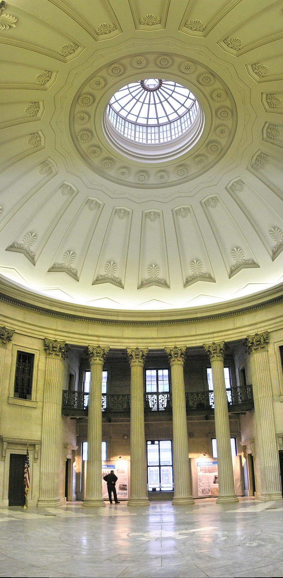 Federal Hall NYC