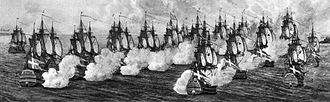1715 in Sweden - Battle of Fehmarn, 1715