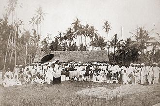Kristen Feilberg - Image: Feilberg Klings Penang 1867