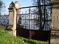 Fence and gate of the Church of the Holy Mandylion (Solvychegodsk) (01).jpg