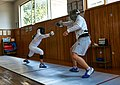 Fencing. Epee at Athenaikos Fencing Club.jpg