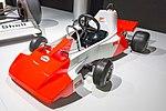 Fernando Alonso 1983 kart front-left 2017 Museo Fernando Alonso.jpg