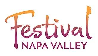 Festival Napa Valley - Image: Festival Napa Valley Logo