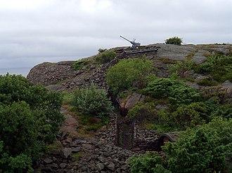 Festung Norwegen - Image: Festung Norwegen Ny Hellesund