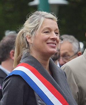 Bérangère Abba - Bérangère Abba at Chaumont, in sept 2017.