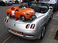 Fiat Barchetta (2003) & Barchettina (33394888844).jpg
