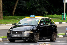 Taxi Singapore - Taxi cabs, fares, reservation & booking hot-lines